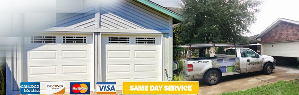 Garage door repair glendale az 480 270 8536 quick for Garage door repair arizona